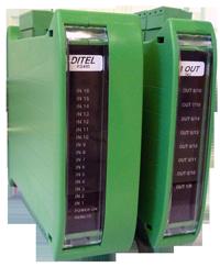 DITEL I/O expansion module